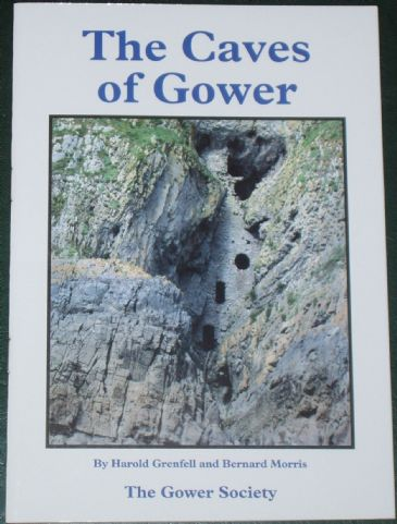 The Caves of Gower, by Bernard Morris and Harold Grenfell